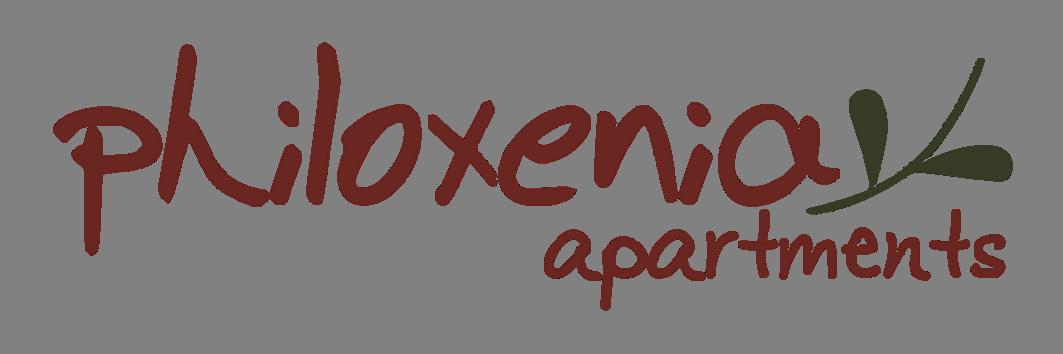 Philoxenia Apartments Logo