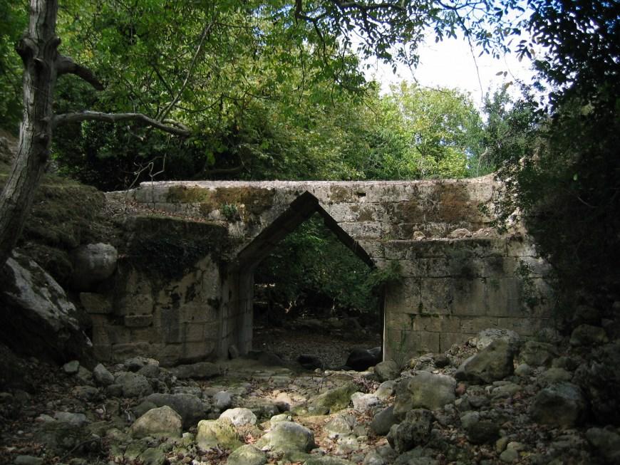 Eleftherna village