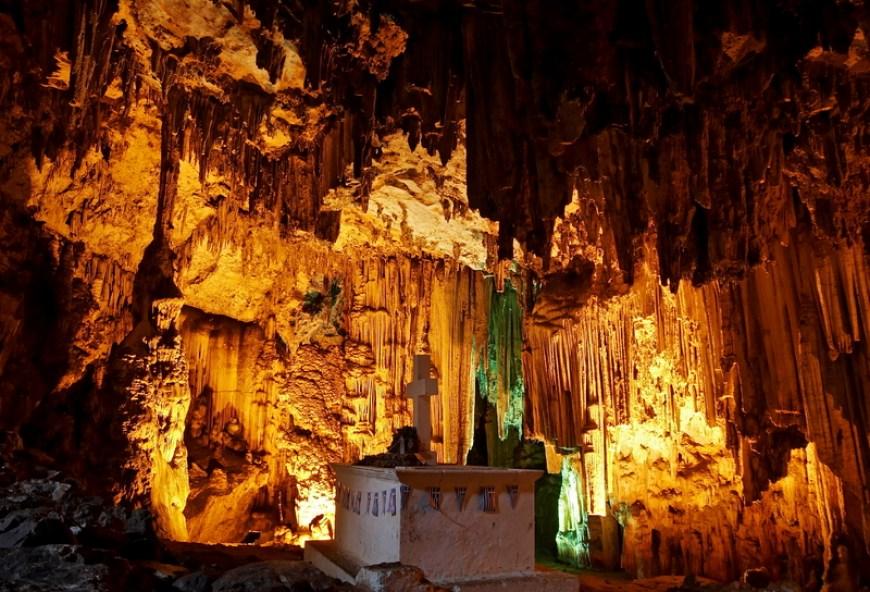 Melidoniou cave (Gerondospilios)